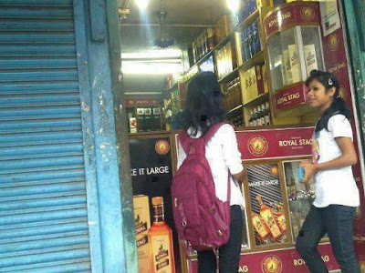 Shop funny modern world girls in wine shop just for fun two girls in