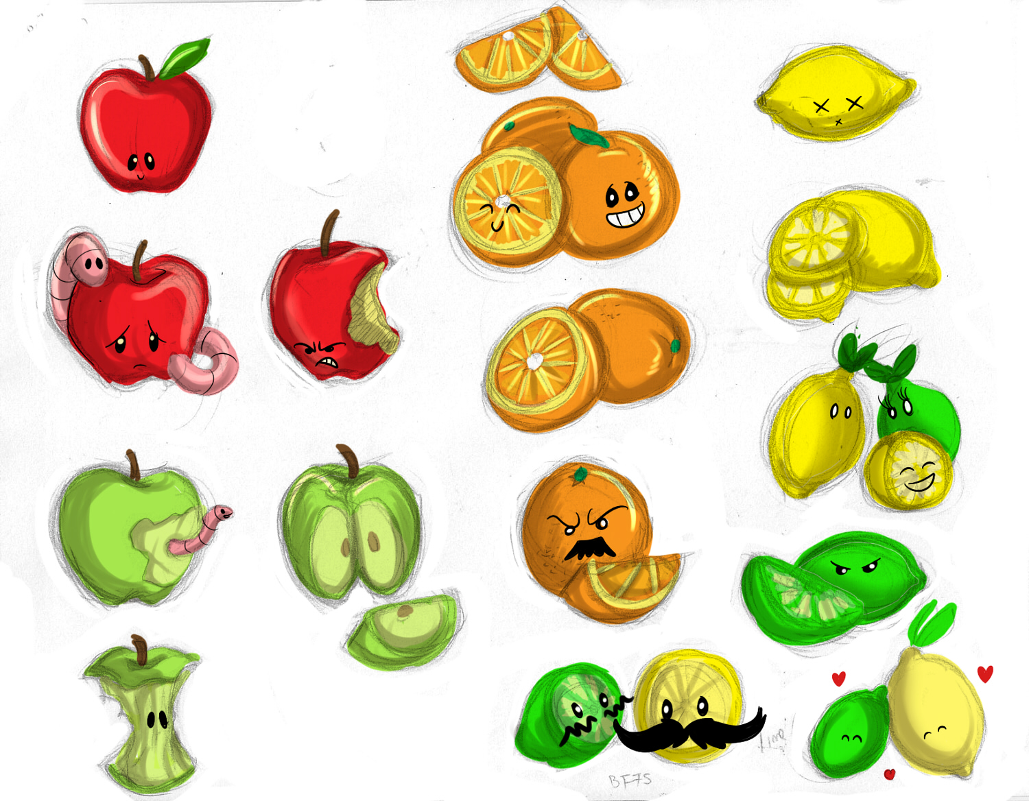 cute fruit pictures page - photo #30