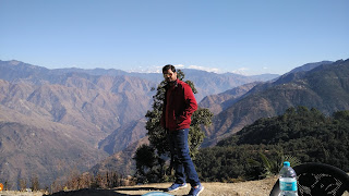 Maggi Point, Mussoorie