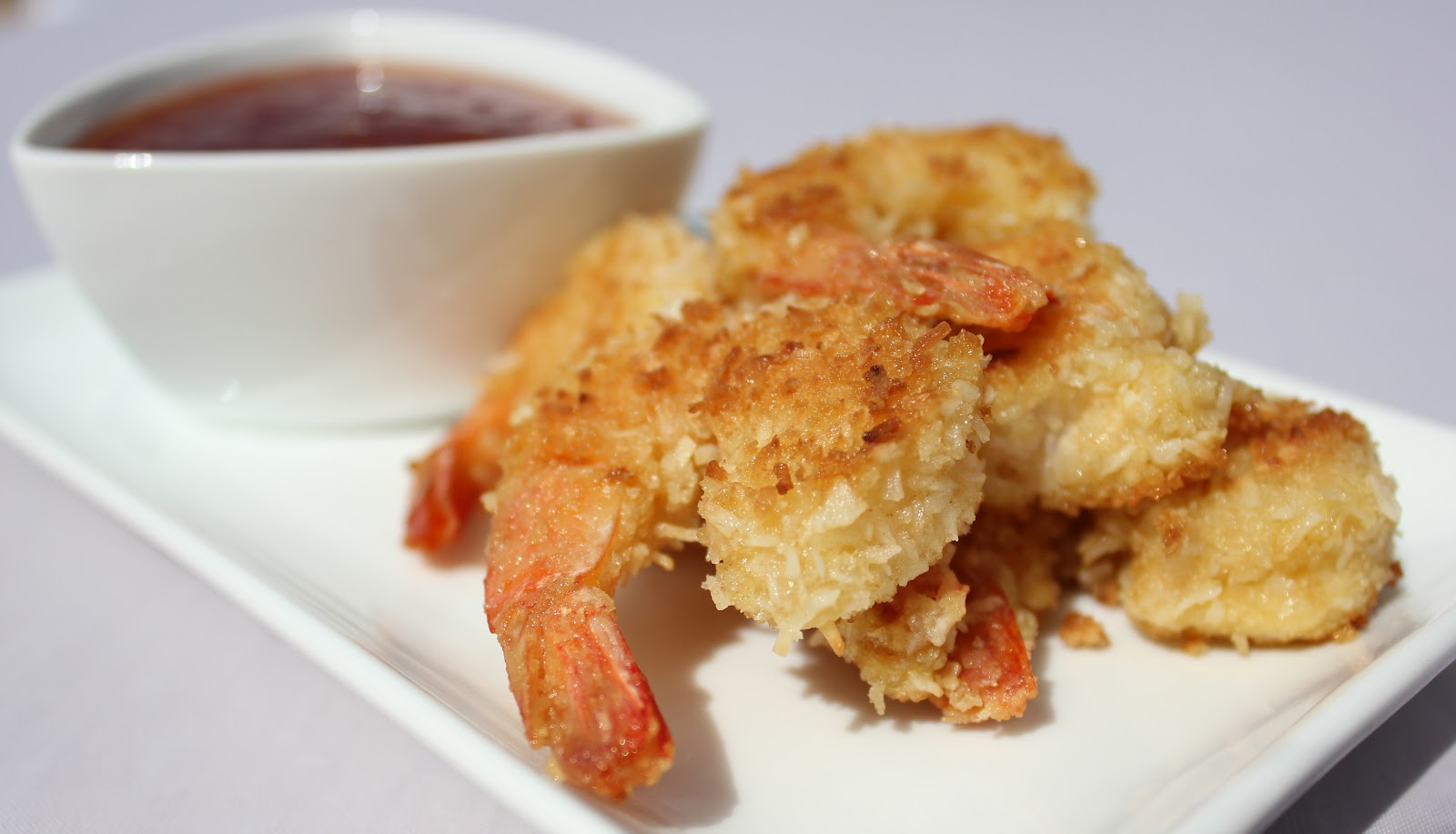 Cooking with Jax: Coconut Shrimp w/ Sweet & Spicy Dipping Sauce