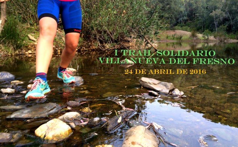 I Trail Solidario Villanueva del Fresno