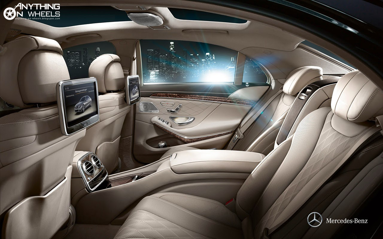 Anything on wheels 201401 for Mercedes benz seat view