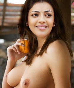hansika stand in nude