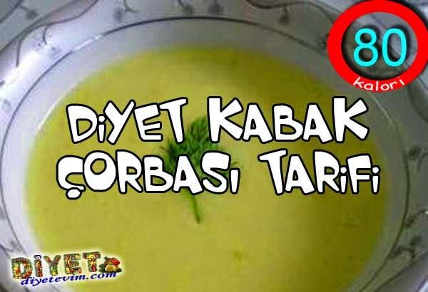 diyet çorba tarifleri