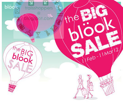 The Big Blook Sale