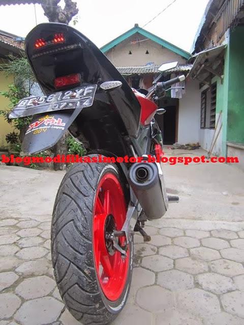 Bengkel Modifikasi Yamaha Vixion Di Jakarta