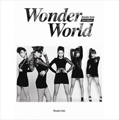 Wonder Girls New Album Release Wonder World