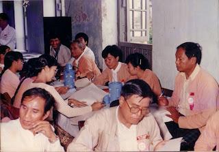 U Kyaw Oo (BBS) (1934-2013)