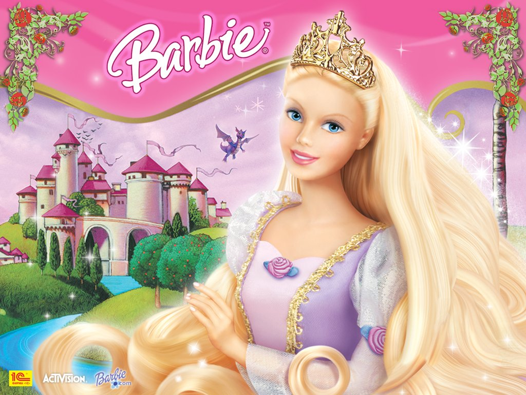 gallery barbie wallpaper
