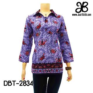Atasan Batik Wanita DBT-2834