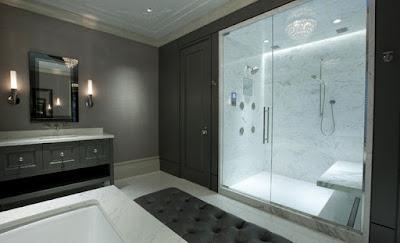 Những điều cần chú ý khi thiết kế nội thất phòng tắm