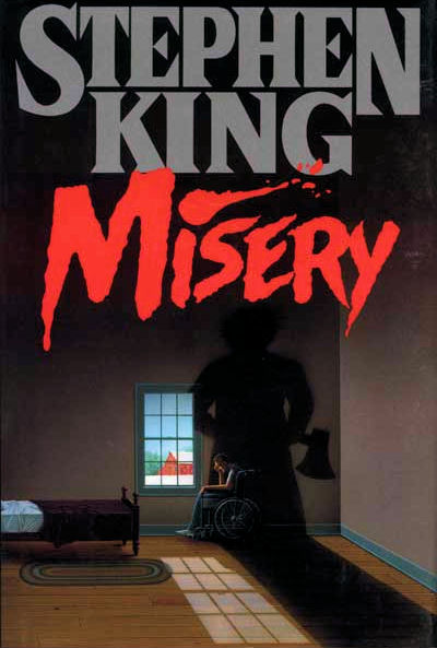 a review of misery a novel by stephen king The stage adaptation of the novel by stephen king made its run at the broadhurst theater from november 15 th, 2015 to february 14 th and so, without any further ado, here are the things every other review won't tell you about misery on broadway.