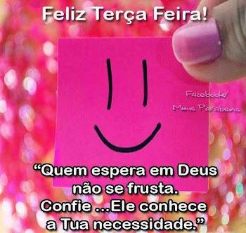 Confie em Deus!