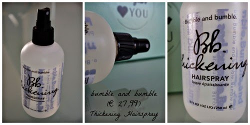 Thickening Hairspray von Bumble and bumble