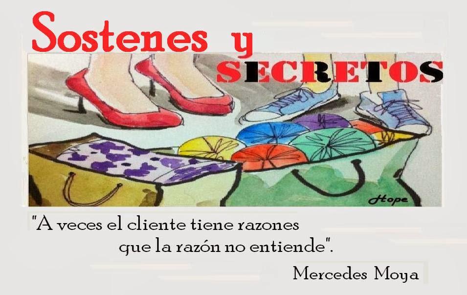 Sostenes y secretos