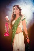 Haritha glamorous photo shoot-thumbnail-1