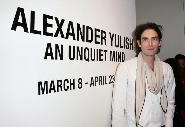 Alexander Yulish 'An Unquiet Mind' Opening Reception