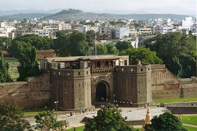 Ghoastly Shaniwar Wada Fort Pune