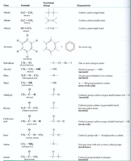 Organic Chemistry  A JourneyFunctional Groups Of Organic Compounds