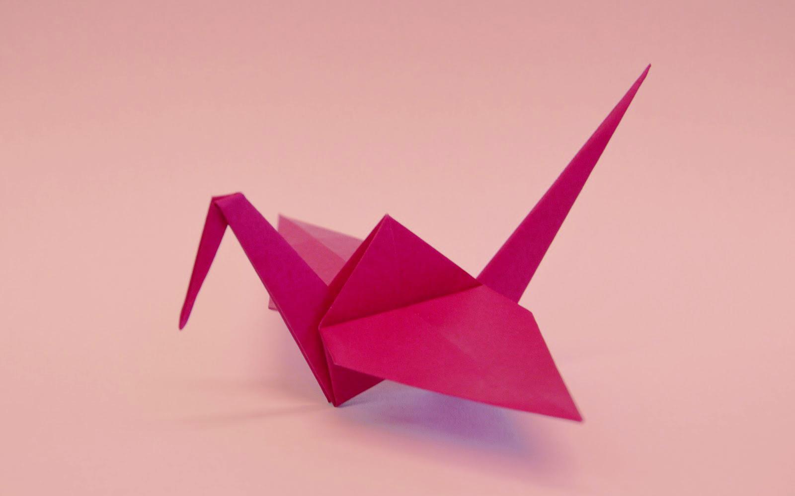 blog origami kranich falten. Black Bedroom Furniture Sets. Home Design Ideas