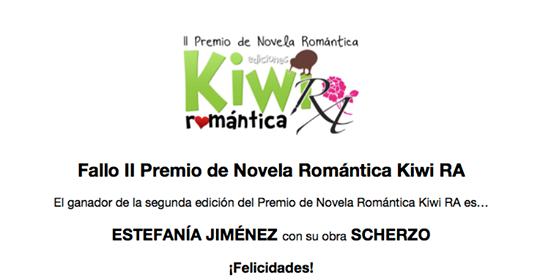 http://edicioneskiwi.com/2014/12/24/fallo-ii-premio-de-novela-romantica-kiwi-ra/
