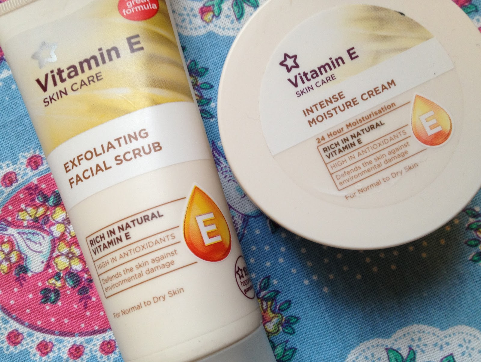 natural exfoliating face scrub
