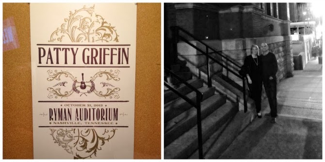 The Holland House: Patty Griffin