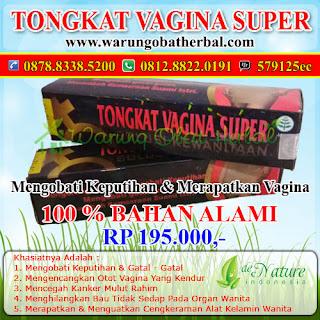 Tongkat Super Vagina - De Natue Indonesia