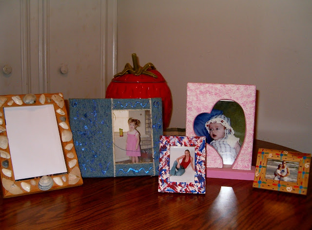 handmade picture frames