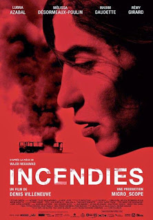 Incendies, Denis, Villeneuve