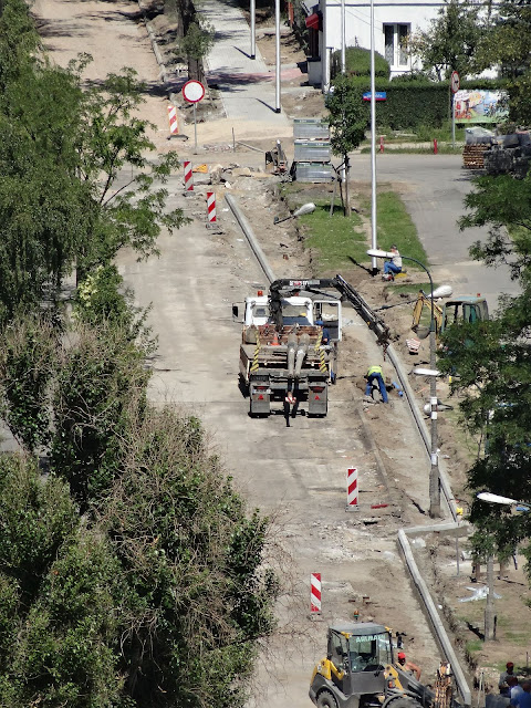 Remont ulicy Tarnowieckiej