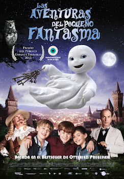 Ver Película Las aventuras del pequeño fantasma Online Gratis (2013)