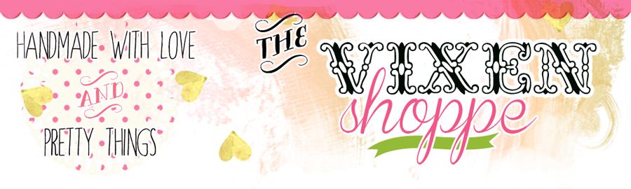 the Vixen Shoppe ❤ Malaysian handmade cards