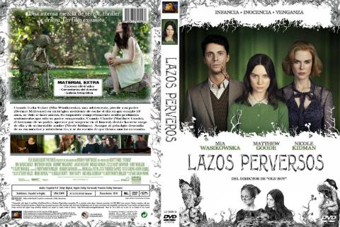 Lazos Perversos [Stoker] DVDR [Latino] [2013] [Thriller]