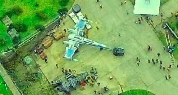 X-Wing Star Wars episode VII