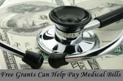 Free Grants Can Help Pay Medical Bills