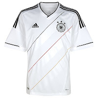 Euro 2012 Germany Home Jersey