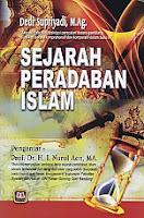 toko buku rahma: buku SEJARAH PERADABAN ISLAM, pengarang dedi supriyadi, penerbit pustaka setia