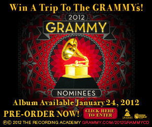 54th Annual Grammy Awards Nominations!