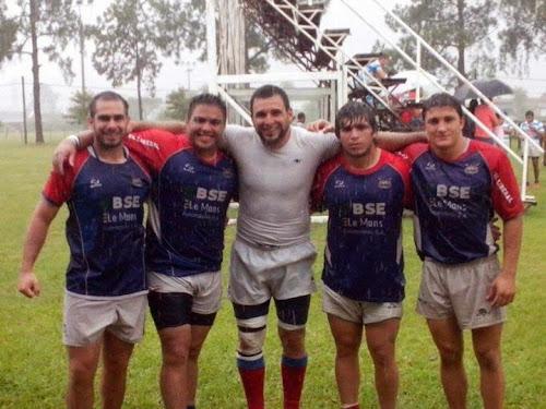 Old Lions festejó en Corrientes