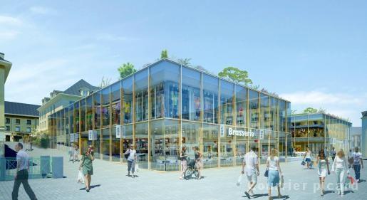 Centre commercial jaux venette id es de - Centre commercial compiegne ...