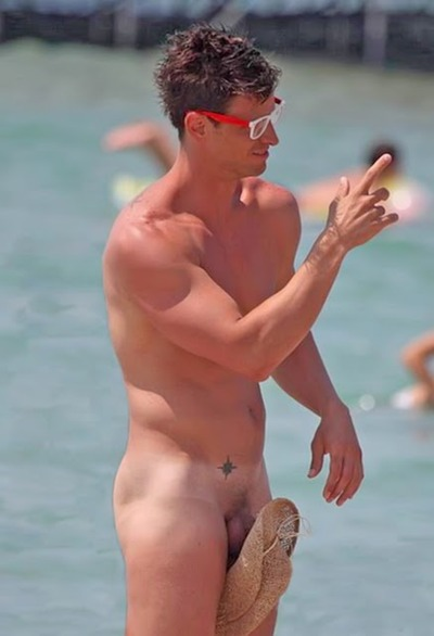 Trevor Adams Muscle Hunk
