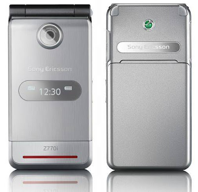 download all firmware sony ericsson z770i free