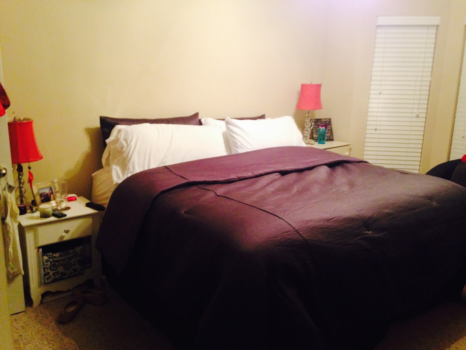 My Dramatic Bedroom Makeover