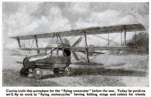 Mobil Terbang