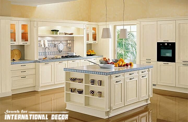 Italian kitchen, Italian cuisine, luxury white kitchen designs