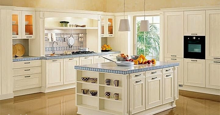 Exclusive Designs Of Italian Kitchen And Cuisine