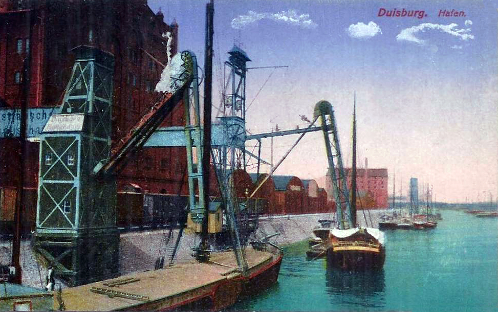 Duisburg Germany  City pictures : Duisburg, Germany the world's largest inland harbor