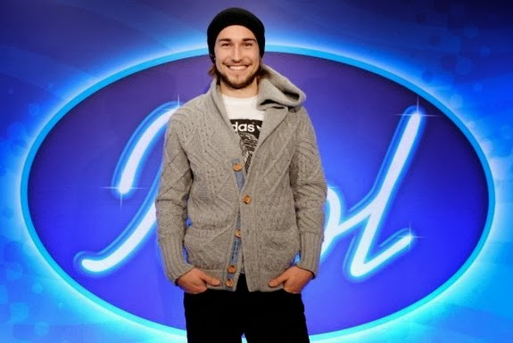 Kevin Walker is participating on TV show 'Idol