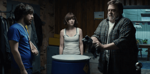 10 Cloverfield Lane, secuela de Cloverfield por J.J. Abrams